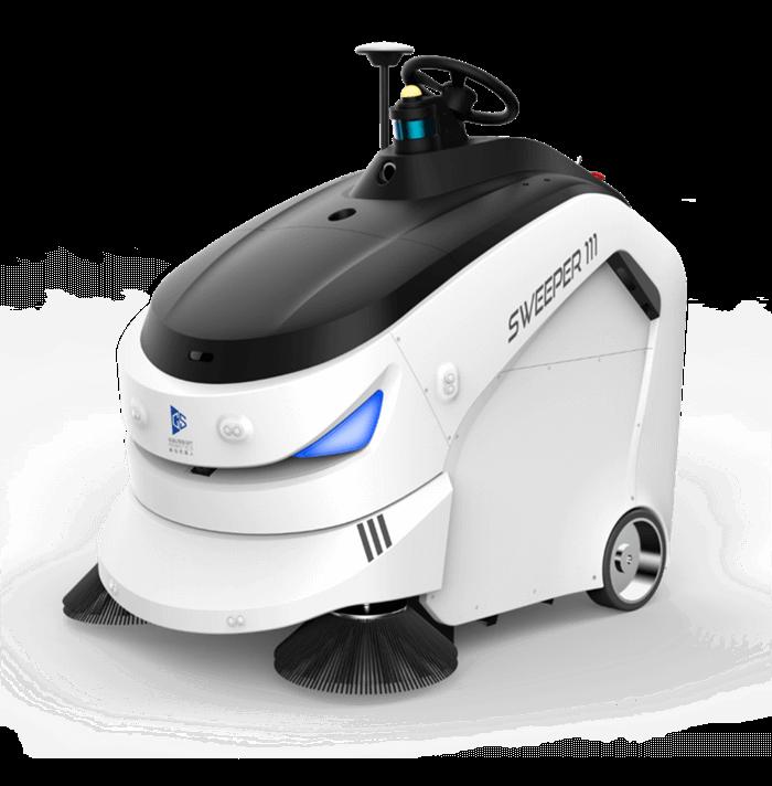 Robot curățenie